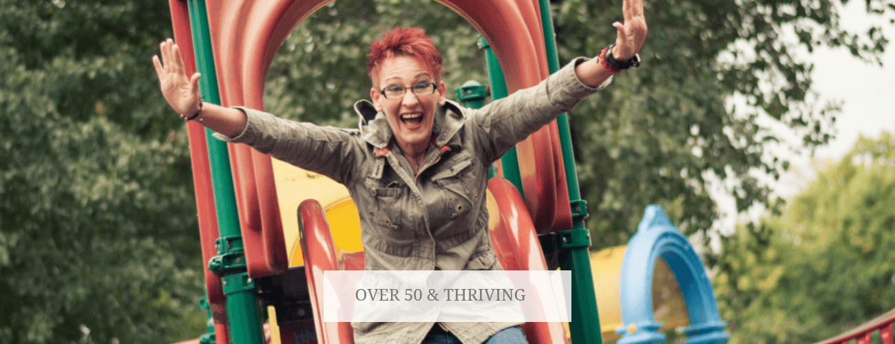 Over 50 & Thriving Series